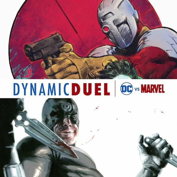 Deadshot vs Bullseye Image