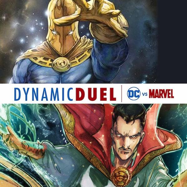 Doctor Fate vs Doctor Strange Image