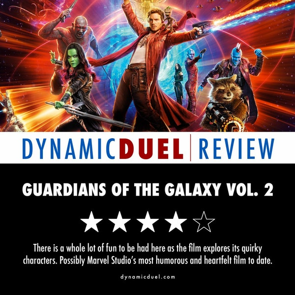 Guardians of the Galaxy Vol. 2 Review Image