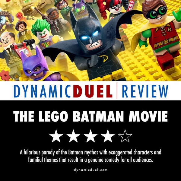 The Lego Batman Movie Review Image