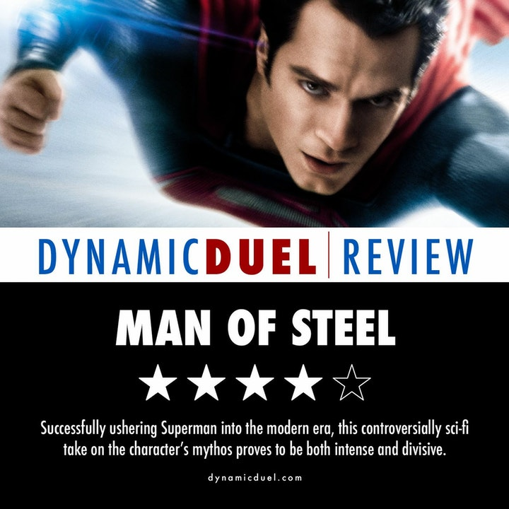 Man of Steel Review – Special Guest John Horsley III