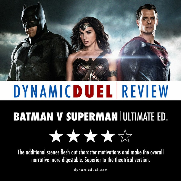 Batman v Superman Ultimate Edition Review Image