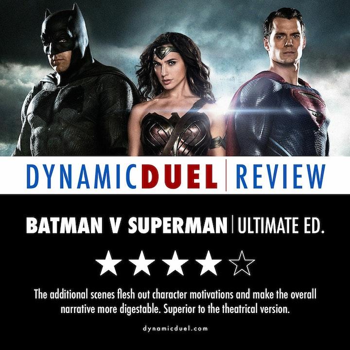 Batman v Superman Ultimate Edition Review