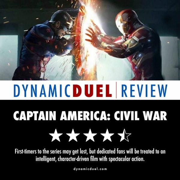 Captain America: Civil War Review Image