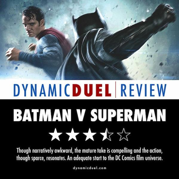 Batman v Superman: Dawn of Justice Review Image