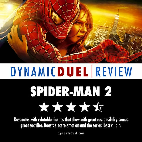 Spider-Man 2 Review – Special Guest Maggie Hart Image