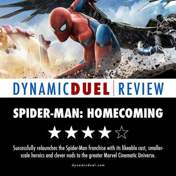 Spider-Man: Homecoming Review Image