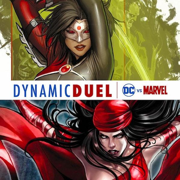 Katana vs Elektra Image