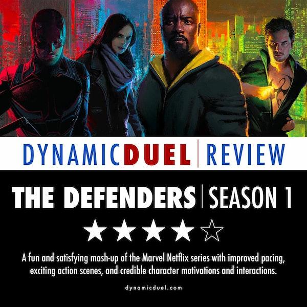 The Defenders Season 1 Review Image