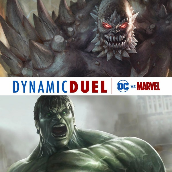 Doomsday vs Hulk Image
