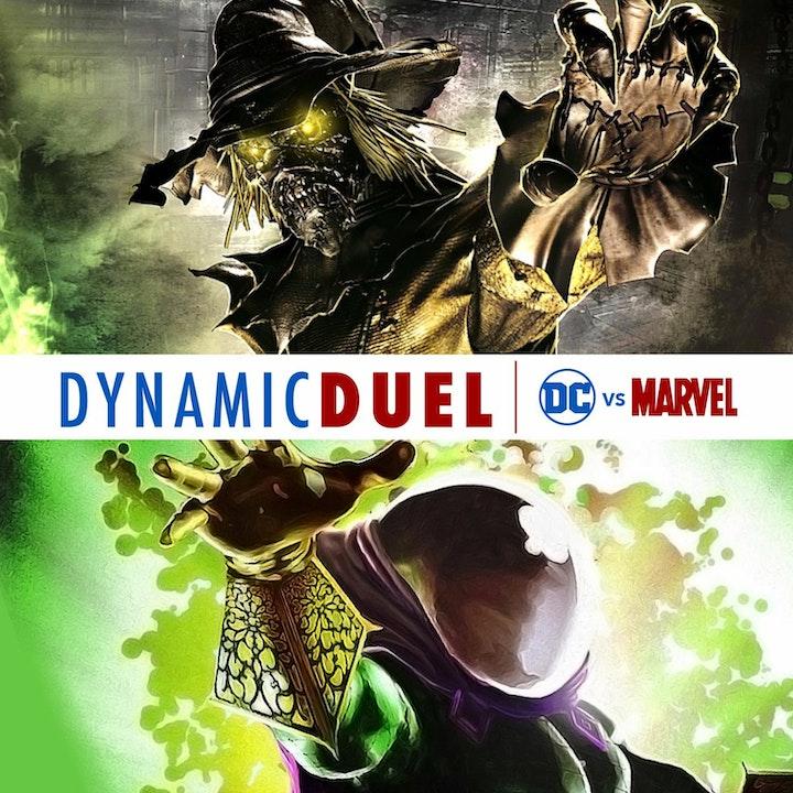 Scarecrow vs Mysterio
