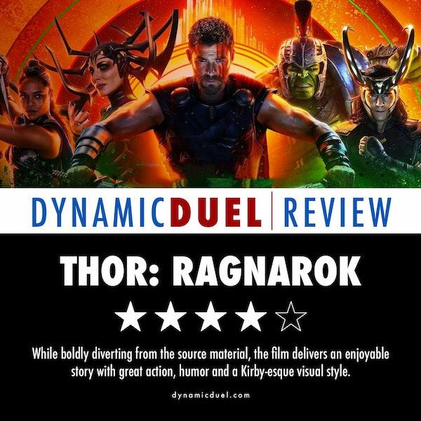 Thor: Ragnarok Review Image