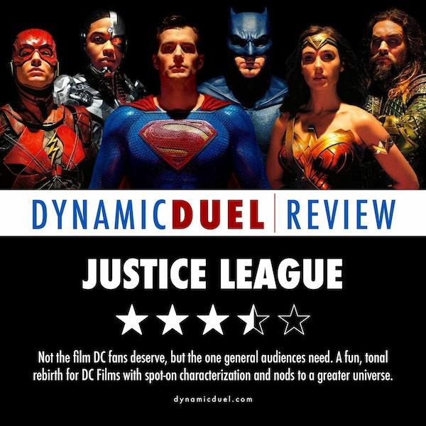 Justice League Review Image