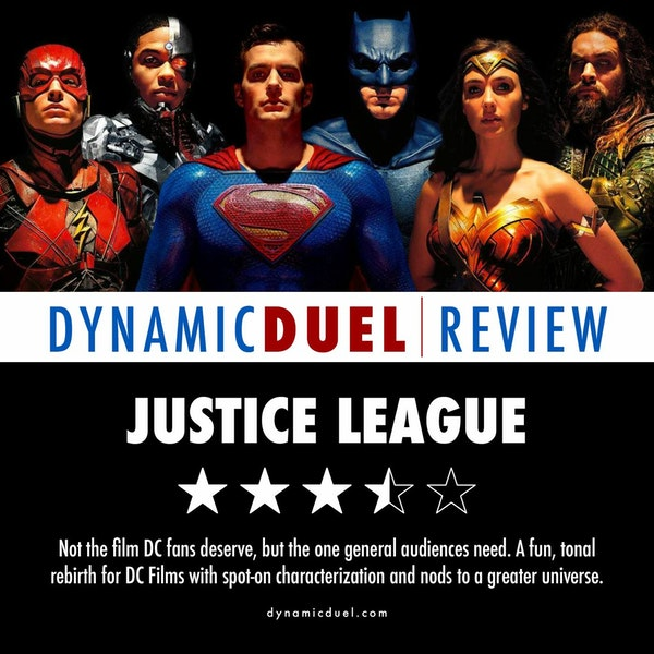 Justice League Review Image