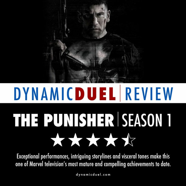 The Punisher Season 1 Review Image