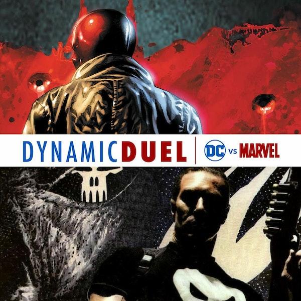 Red Hood vs Punisher Image