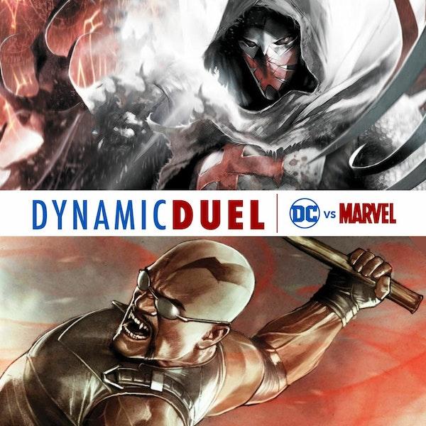 Azrael vs Blade Image