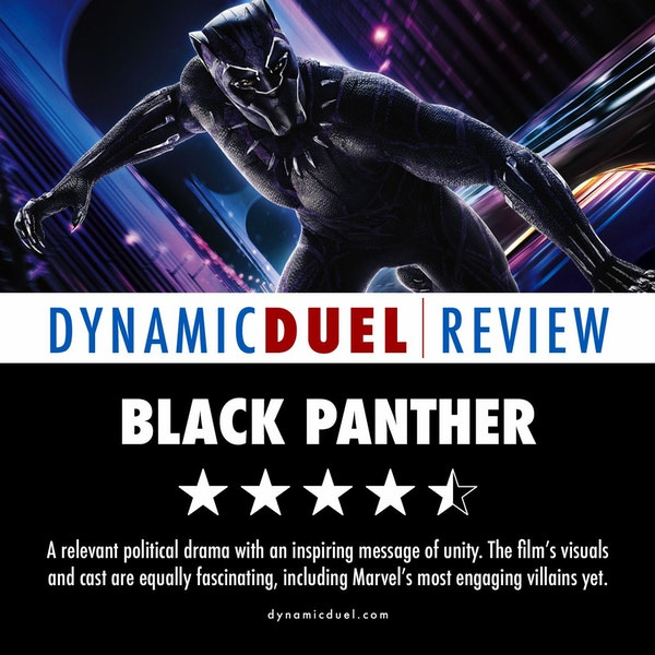 Black Panther Review Image