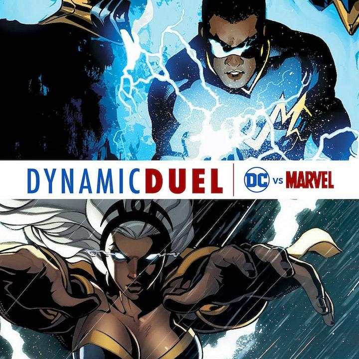 Black Lightning vs Storm