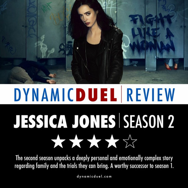 Jessica Jones Season 2 Review Image