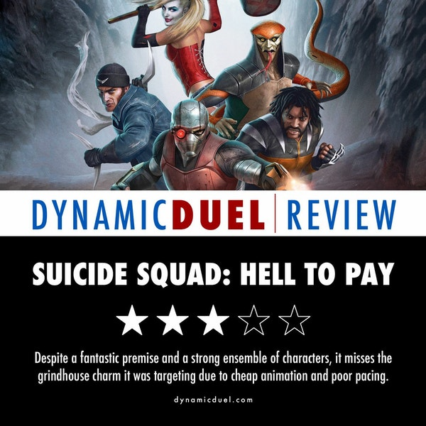Suicide Squad: Hell to Pay Review Image