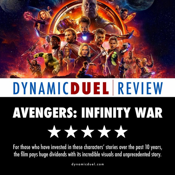 Avengers: Infinity War Review Image