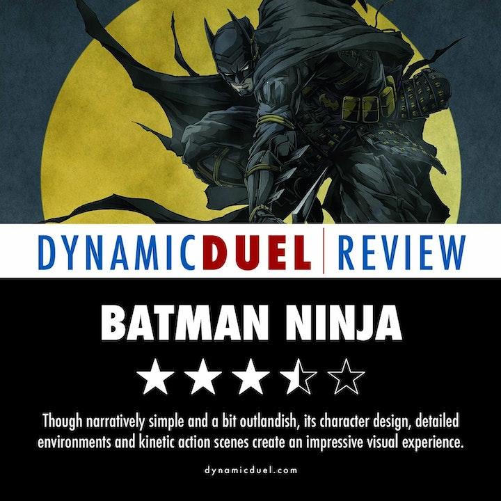 Batman Ninja Review