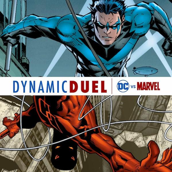 Nightwing vs Daredevil Image