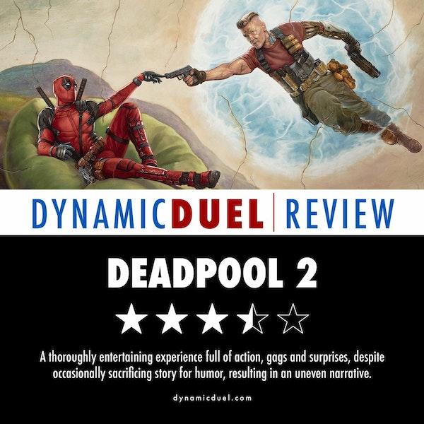 Deadpool 2 Review Image