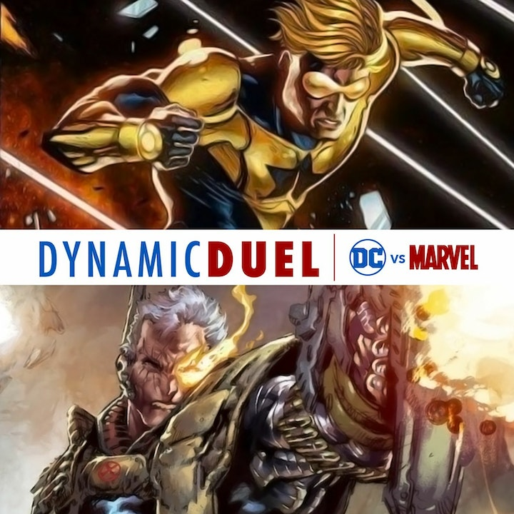 Booster Gold vs Cable