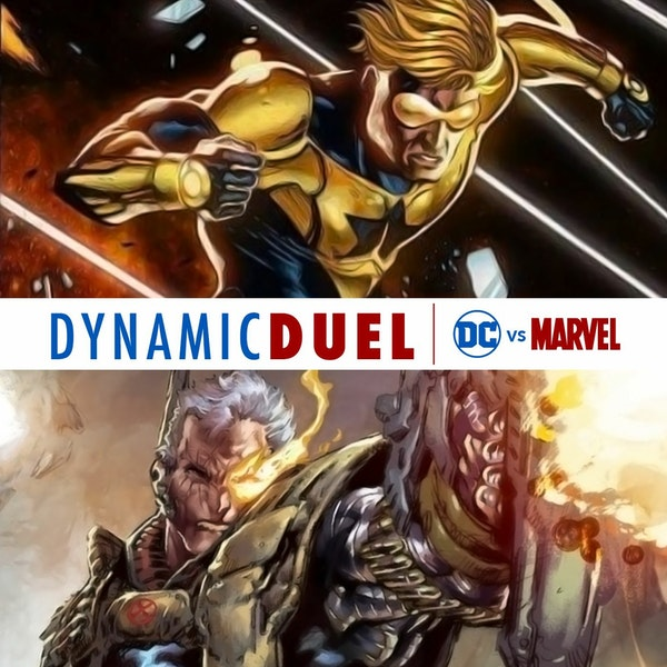 Booster Gold vs Cable Image
