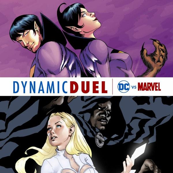 Wonder Twins vs Cloak & Dagger Image