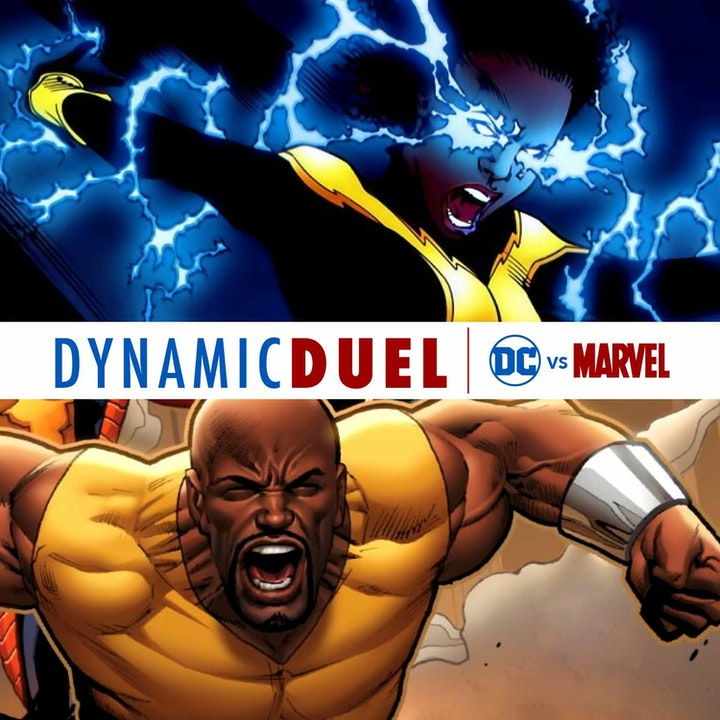 Thunder vs Luke Cage