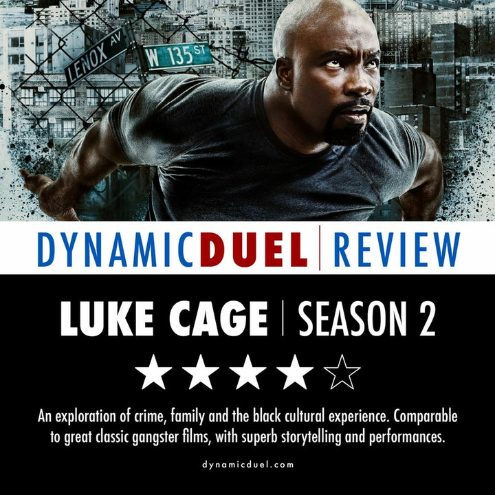 Luke Cage Season 2 Review