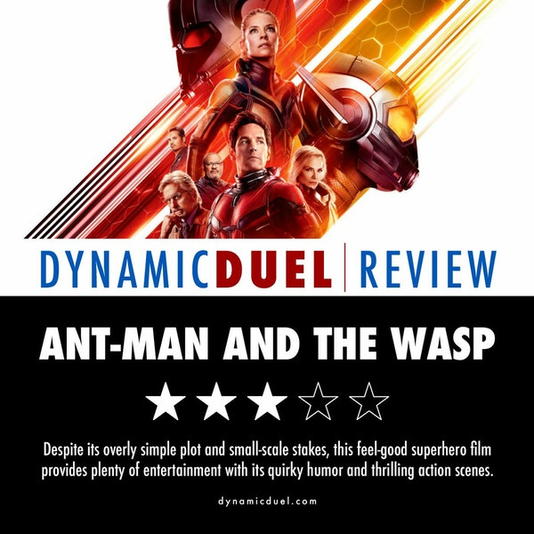 Ant-Man and the Wasp Review Image