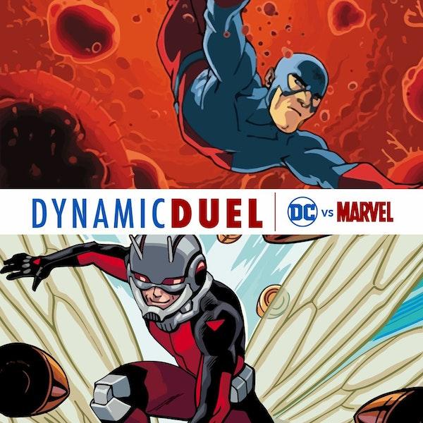 Atom vs Ant-Man Image