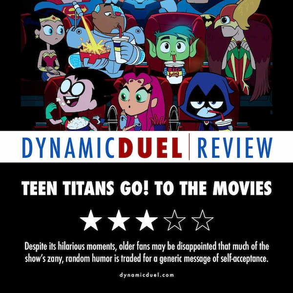Teen Titans Go! To the Movies Review Image