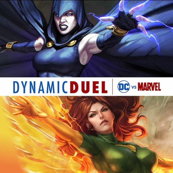 Raven vs Phoenix Image