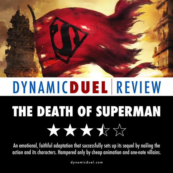 The Death of Superman Review Image