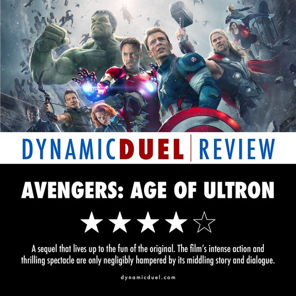 Avengers: Age of Ultron Review Image