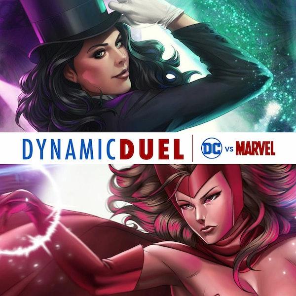 Zatanna vs Scarlet Witch Image