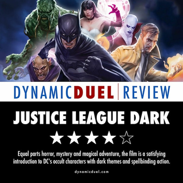 Justice League Dark Review Image
