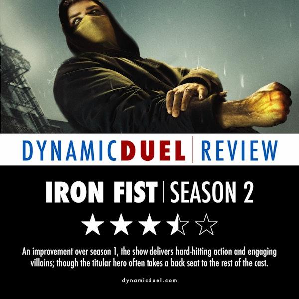 Iron Fist Season 2 Review Image
