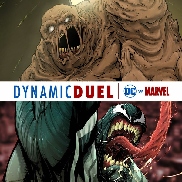 Clayface vs Venom Image