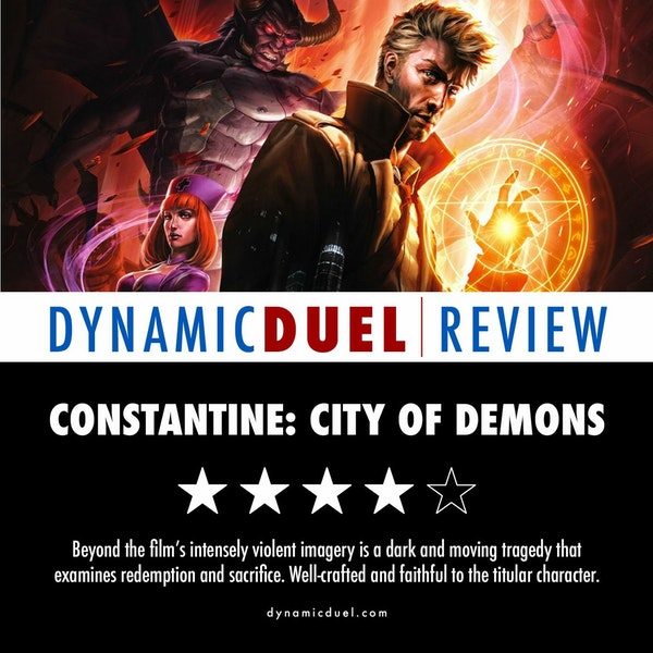 Constantine: City of Demons Review Image