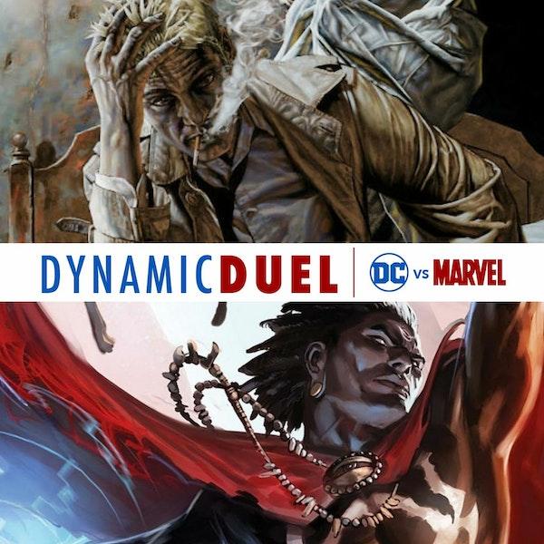 Constantine vs Brother Voodoo Image