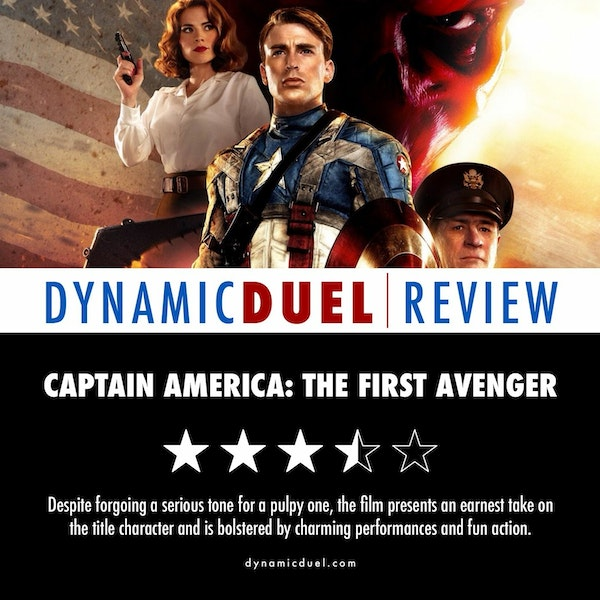 Captain America: The First Avenger Review Image