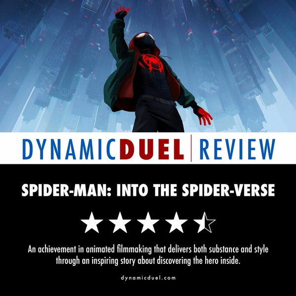 Spider-Man: Into the Spider-Verse Review Image