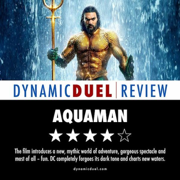 Aquaman Review Image