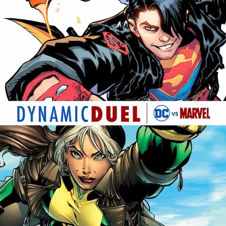 Superboy vs Rogue